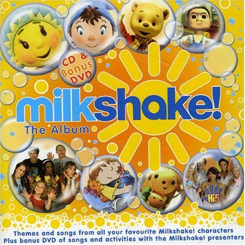 Various Artists - Milkshake! The Album By Various Artists
