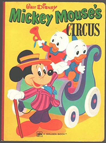 MICKEY MOUSE'S CIRCUS By WALT DISNEY