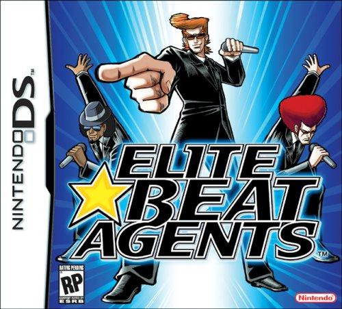 Elite Beat Agents (Nintendo DS)