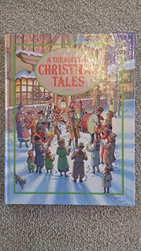 A Treasury of Christmas Tales By Grandreams Ltd