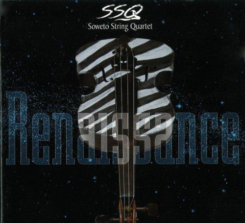 Soweto String Quartet - Renaissance By Soweto String Quartet