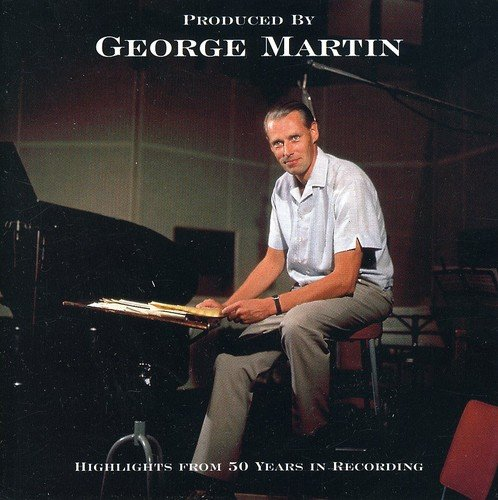 various artists produced by george martin highlights from 50 years in recording by various. Black Bedroom Furniture Sets. Home Design Ideas