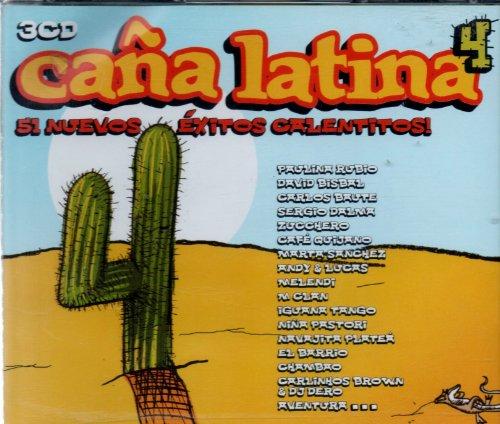 Various - Cana Latina 4 By Various