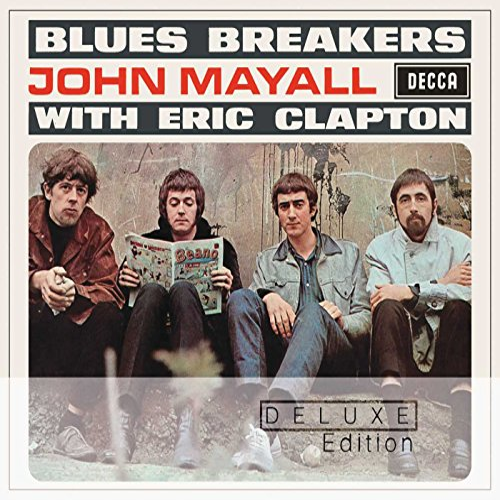 John Mayall's Bluesbreakers - Bluesbreakers With Eric Clapton By John Mayall's Bluesbreakers