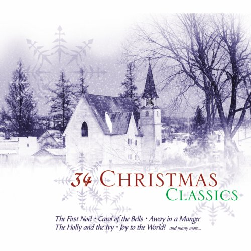 34 Christmas Classics By Various