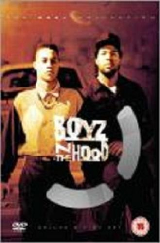 Boyz-039-n-The-Hood-The-Reel-Collection-DVD-CD-CUVG-FREE-Shipping