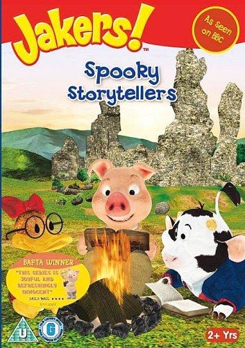 Jakers! - Jakers! Spooky Storytellers