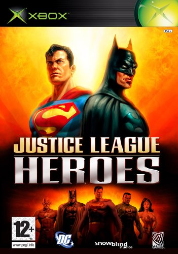 Justice League Heroes (Xbox)