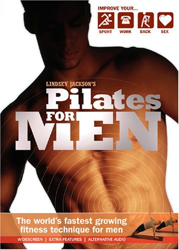 Pilates For Men with Lindsey Jackson