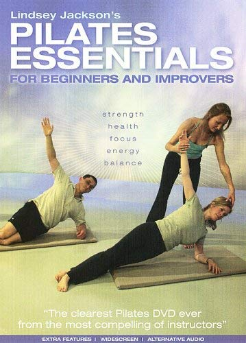 Pilates Essentials - for Beginners and Improvers with Lindsey Jackson