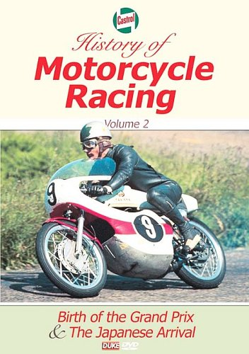 Castrol History of Motorcycle Racing - Castrol Motorcycle History: Volume 2