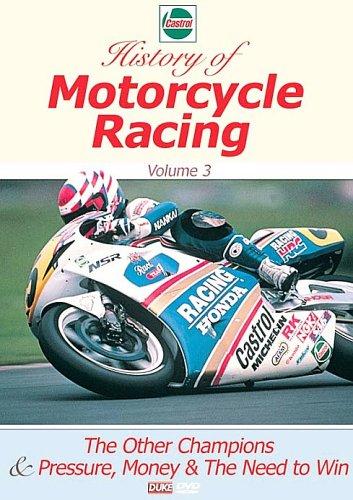 Castrol History Of Motorcycle Racing Vol. 3