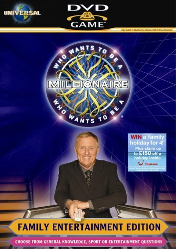 Who Wants to Be a Millionaire - Who Wants To Be A Millionaire: Family Entertainment Edition Interact