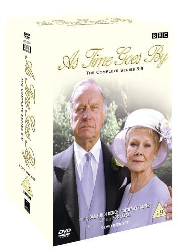 As Time Goes By Series 5-9 Box Set