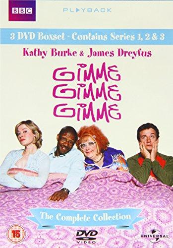 Gimme, Gimme, Gimme : Complete BBC Boxset
