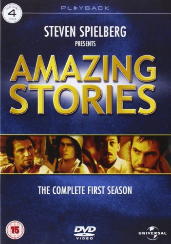 Amazing Stories: The Complete Series 1