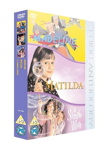 Madeline-Matilda-A-Simple-Wish-DVD-CD-H6VG-FREE-Shipping