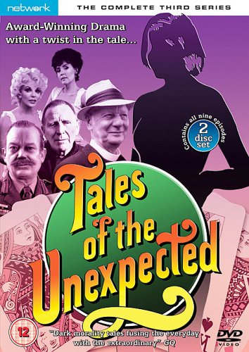Tales Of The Unexpected - The Complete Third Series