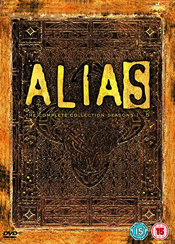 Alias - Season 1-5 The Complete Set