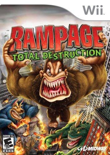 Rampage: Total Destruction (Wii)