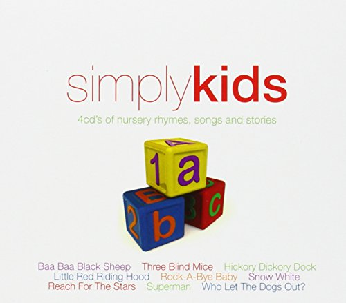 Various Artists - Simply Kids: 4cd's of Nursery Rhymes, Songs and Stories By Various Artists