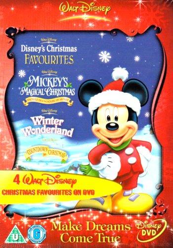 Mickeys Christmas.Mickey S Christmas Christmas Favourites Magical Christmas Winter Wonderland Countdown To Christm