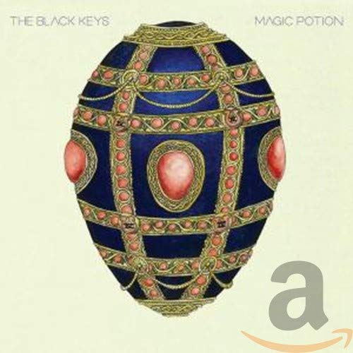 The Black Keys - Magic Potion By The Black Keys