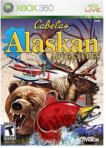 Cabela's Alaskan Adventure (Xbox 360)