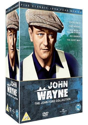 John Wayne: The John Ford Collection (Box Set)