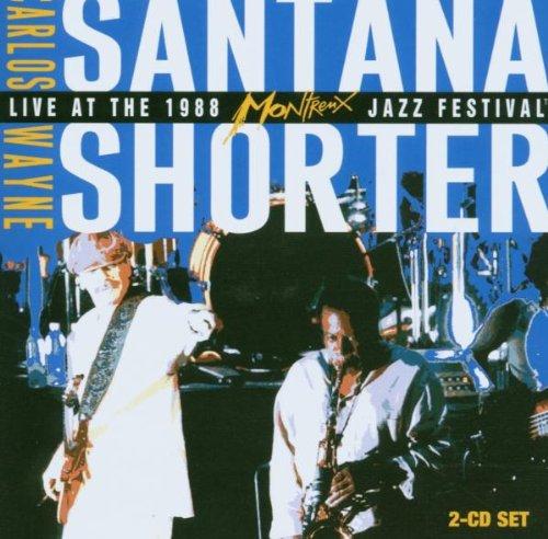 Santana - Santana & Wayne Shorter