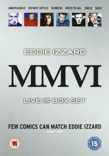 Eddie Izzard Box Set