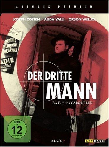 Der-dritte-Mann-DVD-1949-CD-1SVG-FREE-Shipping