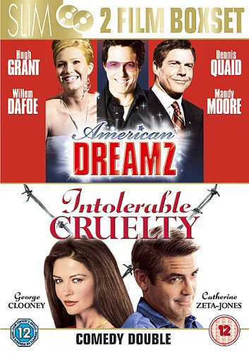 American-Dreamz-Intolerable-Cruelty-DVD-CD-LSVG-FREE-Shipping
