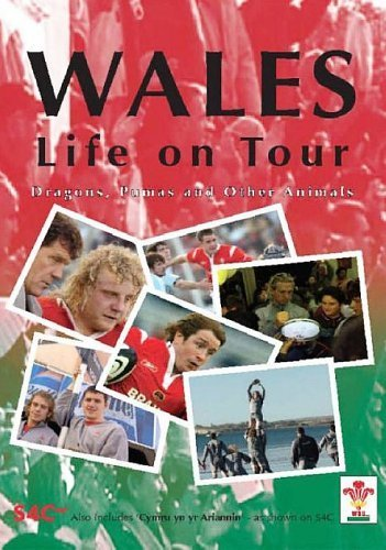 Wales-Life-On-Tour-DVD-CD-VQVG-FREE-Shipping