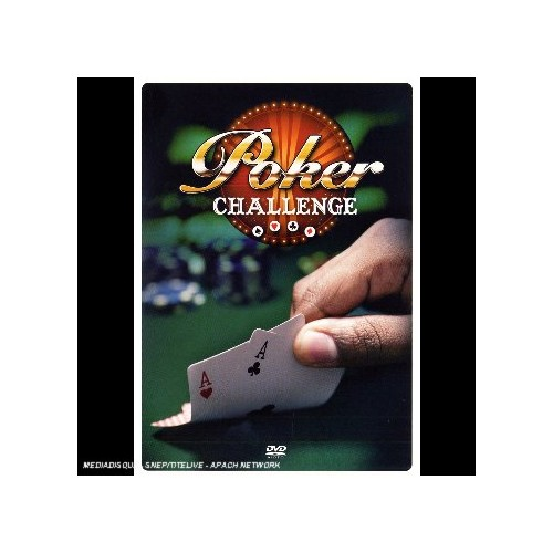 Poker-Challenge-DVD-Brand-New-Sealed-CD-50VG-FREE-Shipping