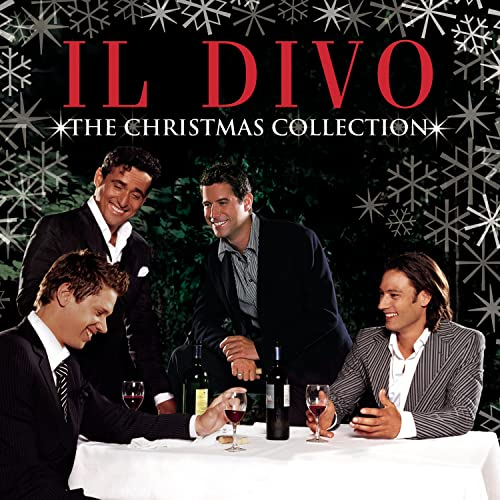 Il Divo: The Christmas Collection By Il Divo