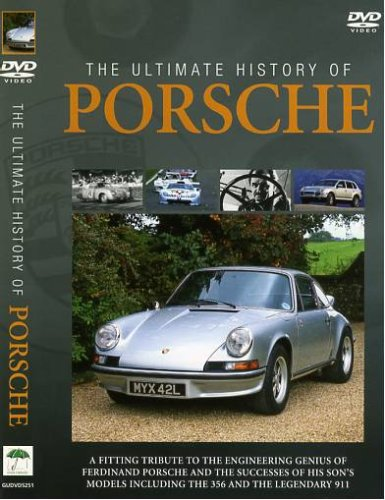 The-Ultimate-History-Of-Porsche-CD-TYVG-FREE-Shipping