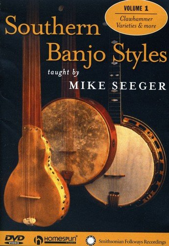 Mike Seeger: Southern Banjo Styles - Volume 1