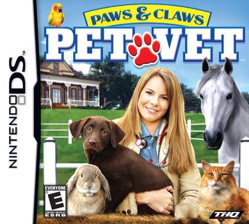 Nintendo Ds - Paws & Claws: Pet Vet / Game