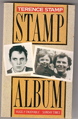 Stamp Album By Terence Stamp