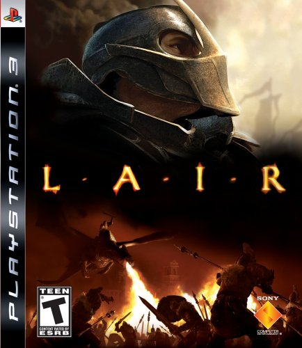 Ps3 - Lair / Game