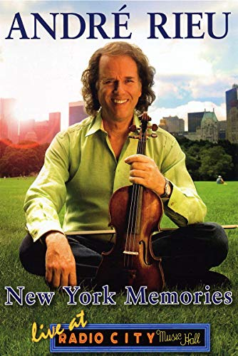 Andre Rieu - André Rieu - New York Memories
