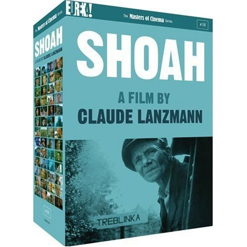 Shoah (4 Disc Set & 184 Page Book Special Edition Box Set)