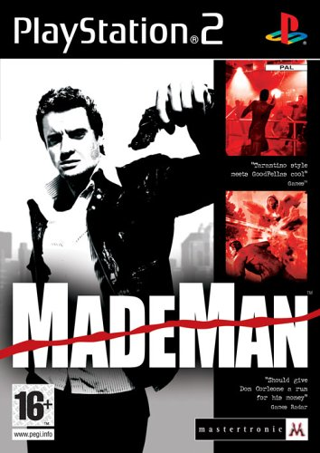 Made Man (PS2)