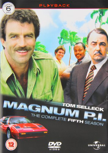 Magnum Pi: The Complete Fifth Season