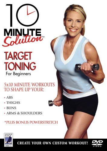 10 Minute Solution - 10 Minute Solution - Target Toning
