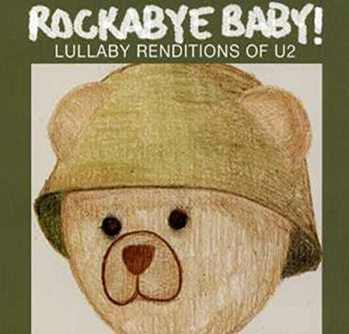U2.=trib= - Rockabye Baby! More Lullaby Renditions of U2
