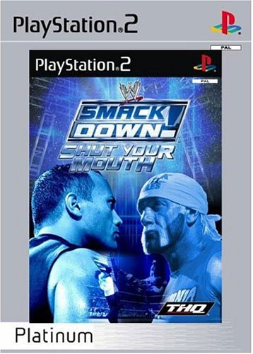 WWE Shut Your Mouth Platinum (PS2)