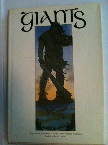 Giants By David (1936-) Larkin