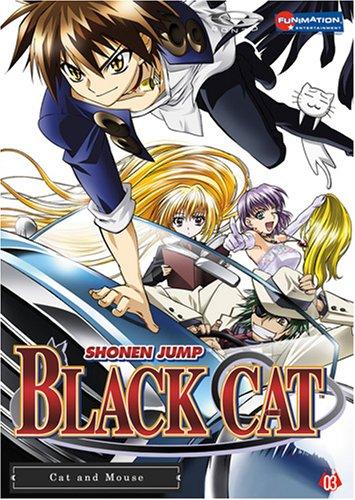 Black Cat 3: Cat & Mouse